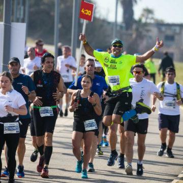 כולנו רצים יחד וכל אחד לחוד מרתון סמסונג תל אביב 2021 – הגרסה הדיגיטלית