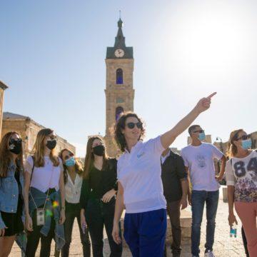עיריית תל אביב-יפו מזמינה אתכם לעשרות סיורים התומכים בעסקים מקומיים בעיר