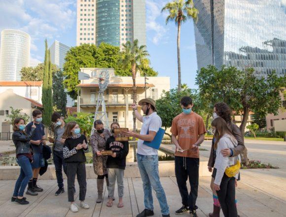 זה הזמן לבלות בתל אביב-יפו! העירייה תקיים בפסח סיורים ופעילויות בסימן סיוע לעסקים המקומיים וקמפיין נרחב בשיתוף ארגוני העסקים והעצמאים