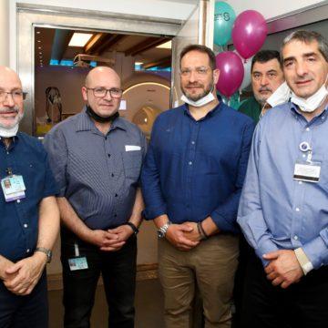 לראשונה בישראל, מערכת MRI ירוקה ופורצת דרך, המאפשרת שימוש מינימלי בהליום